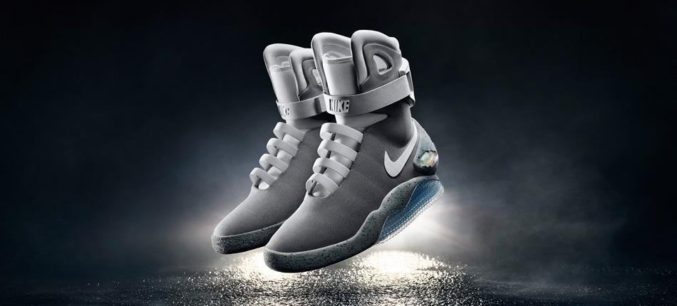 The Nike Air Mag 2015.