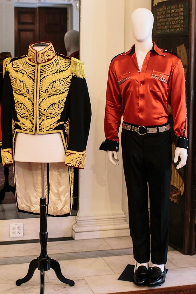 Savile Row Bespoke and America Exhibit