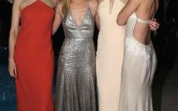 Rachel Weisz, Melanie Laurent, Emily Blunt, Sienna Miller