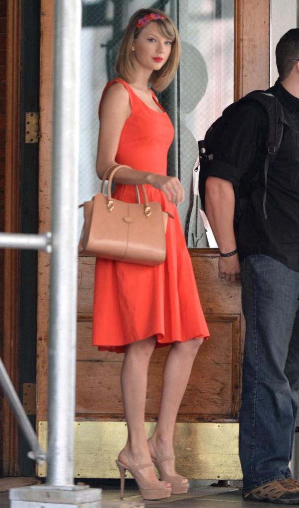 Taylor Swift Prada