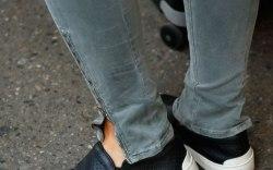 Sneaker Street Style NYC