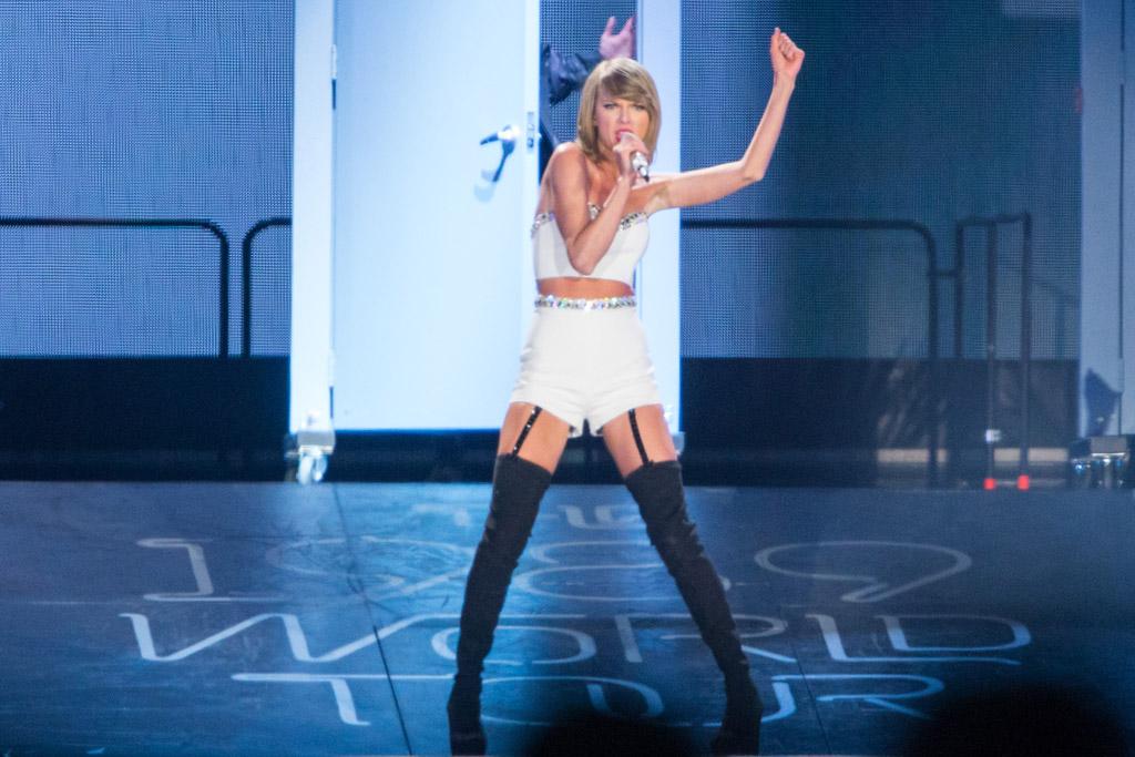 Taylor Swift USA 1989 Tour