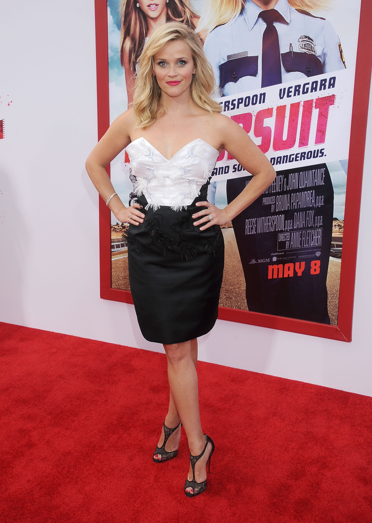 Witherspoon, Louboutin