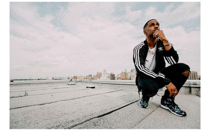 Big Sean for Adidas Originals