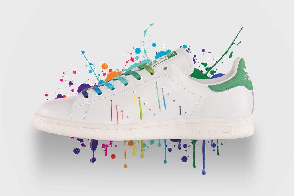 Adidas Pride Stan Smith