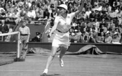 Alice Marble at Wimbledon
