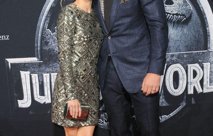 Anna Faris & Chris Pratt