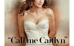 Caitlyn Jenner on the cover of