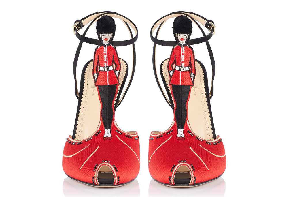 Charlotte Olympia Around the World Shoe Collection