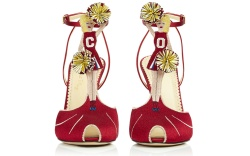 Charlotte Olympia Around the World Shoe