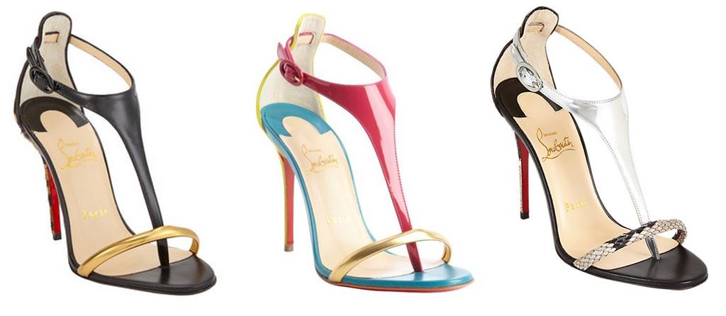 Christian Louboutin Athena Alta sandals