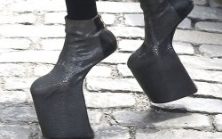 Daphne Guinness Shoe Style