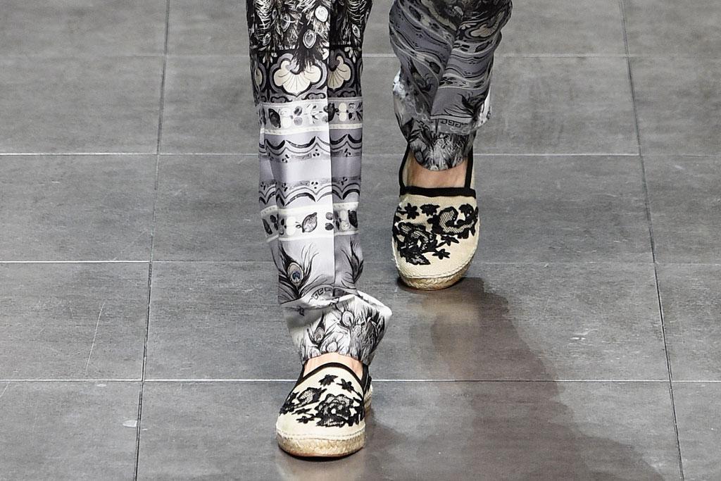 Dolce & Gabbana Spring '16 Men's