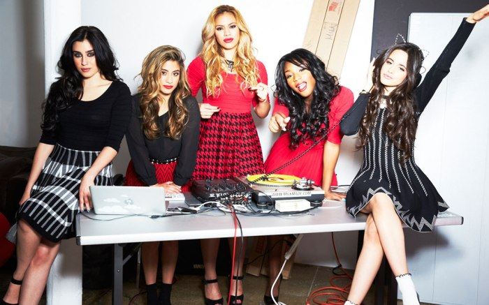 Fifth Harmony Candie's Campaign