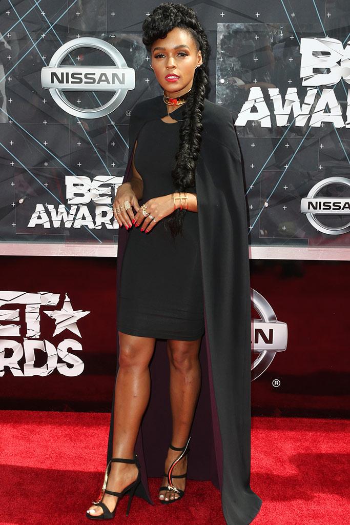 2015 BET Awards Red Carpet