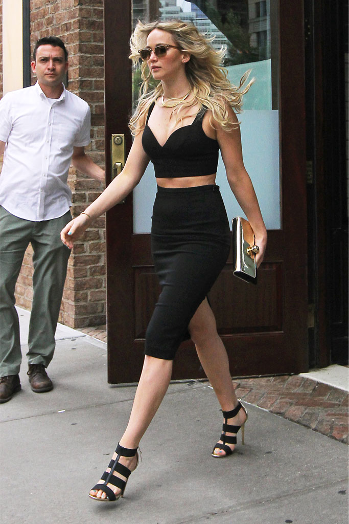 Jennifer Lawrence Shoes