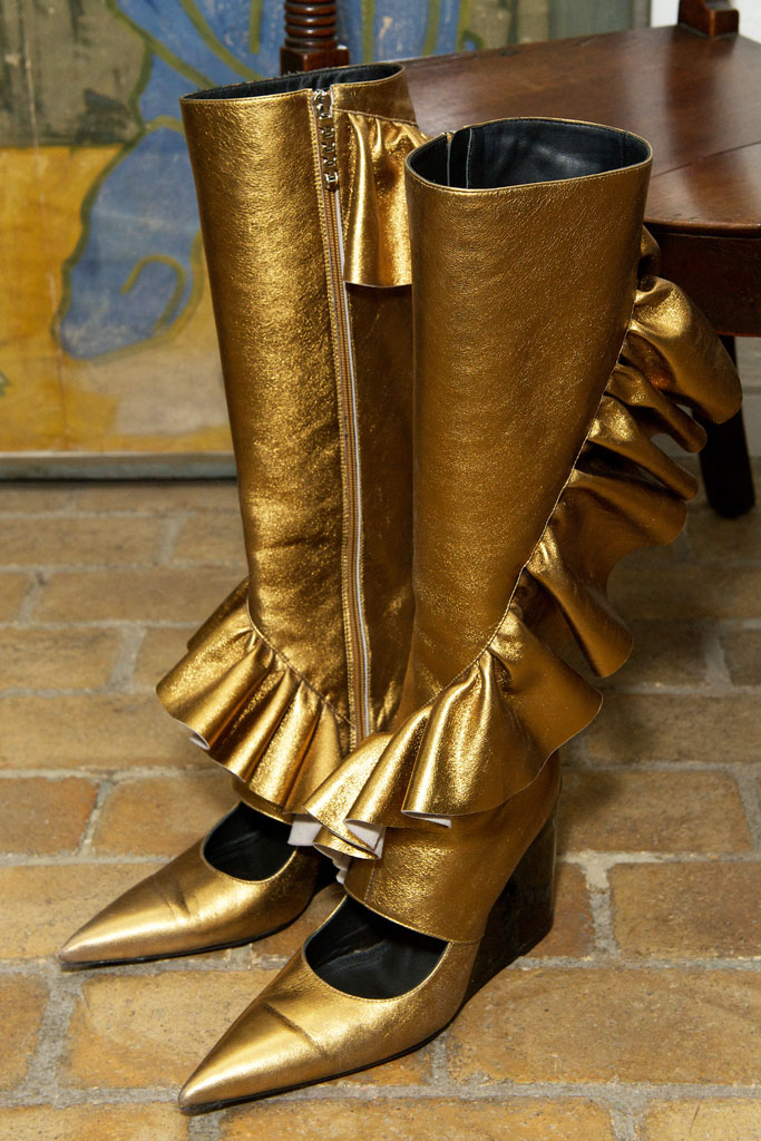JW Anderson Resort '16 Shoes
