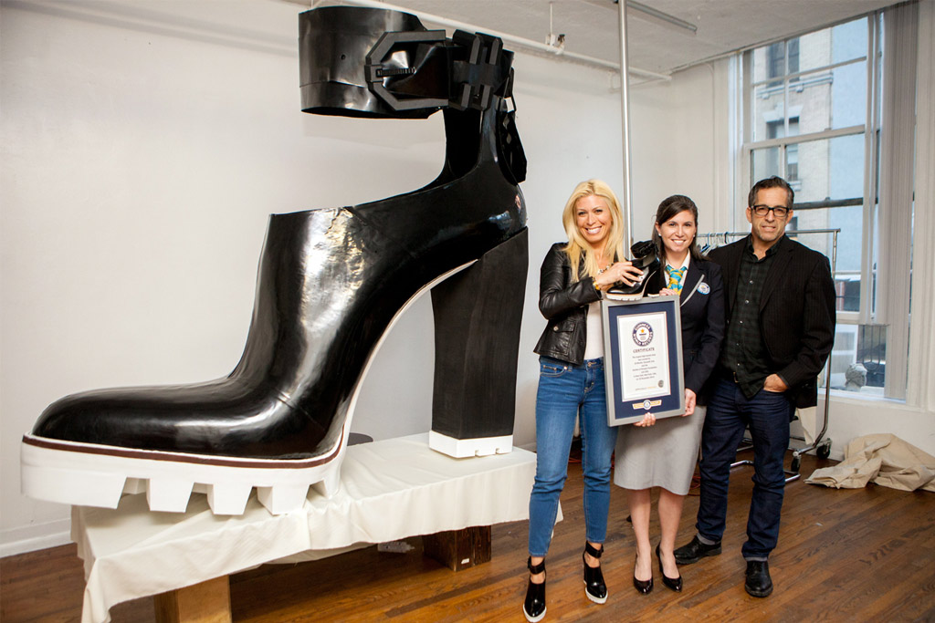 Guinness World Records for Footwear