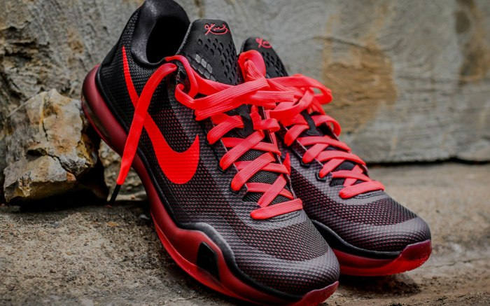 Kobe X Bright Crimson