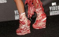 9 Craziest Celebrity Red Carpet Shoes
