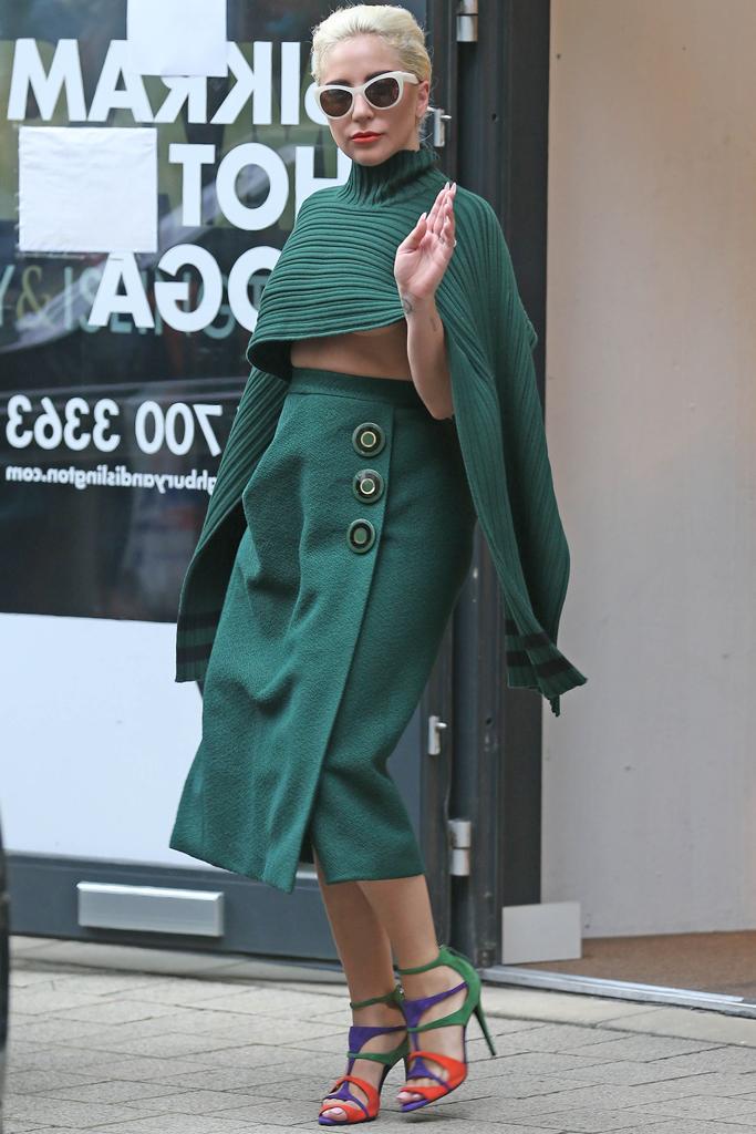 Lady Gaga Pierre Hardy