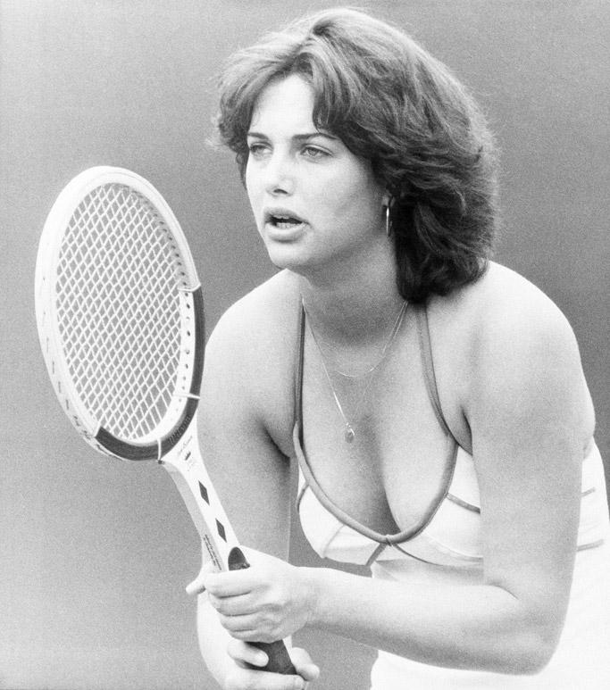 Linda Siegel Wimbledon 1979