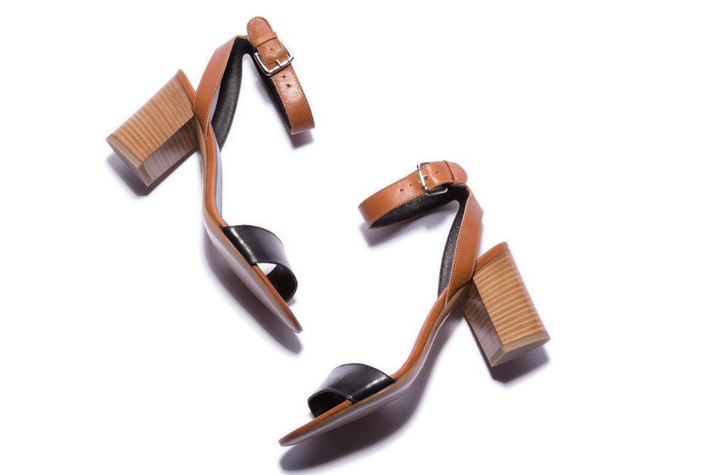 M. Gemi The Poetica sandals.