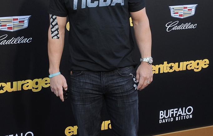 Mark Wahlberg Nike Jordans Entourage HBO
