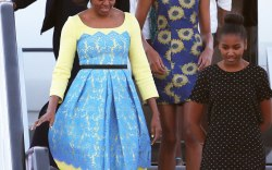 MIchelle Obama Shoe Style