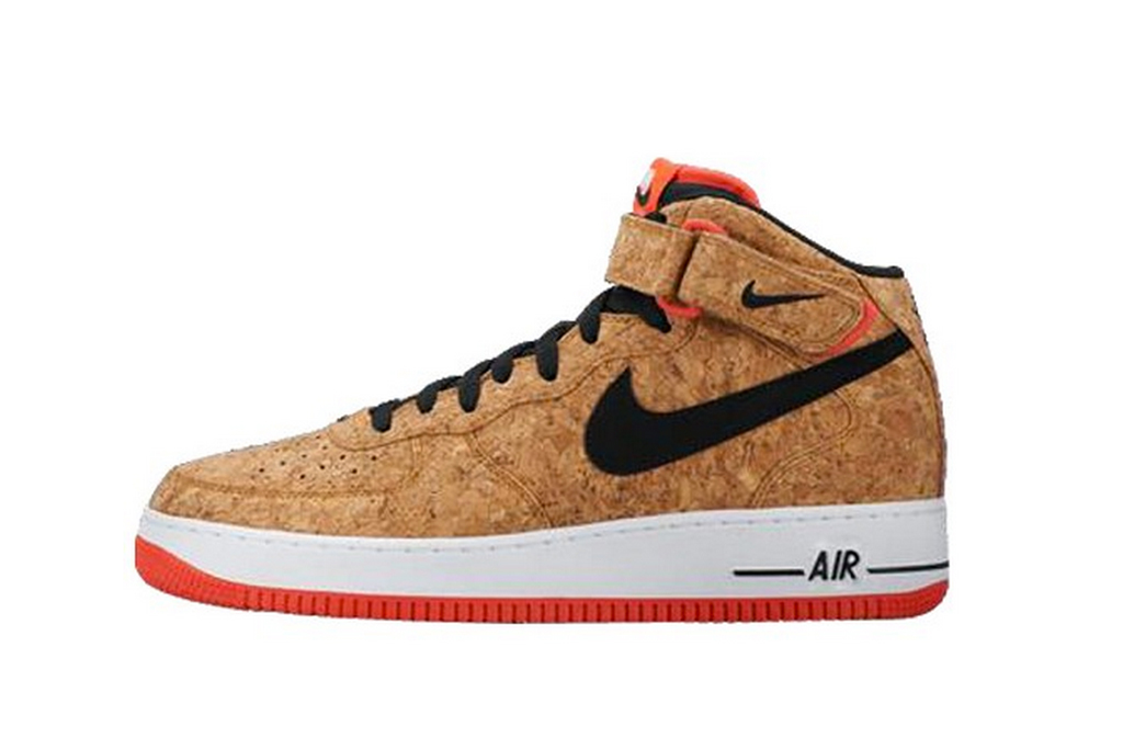 Release Cork Edition Of Air Force 1 Mid