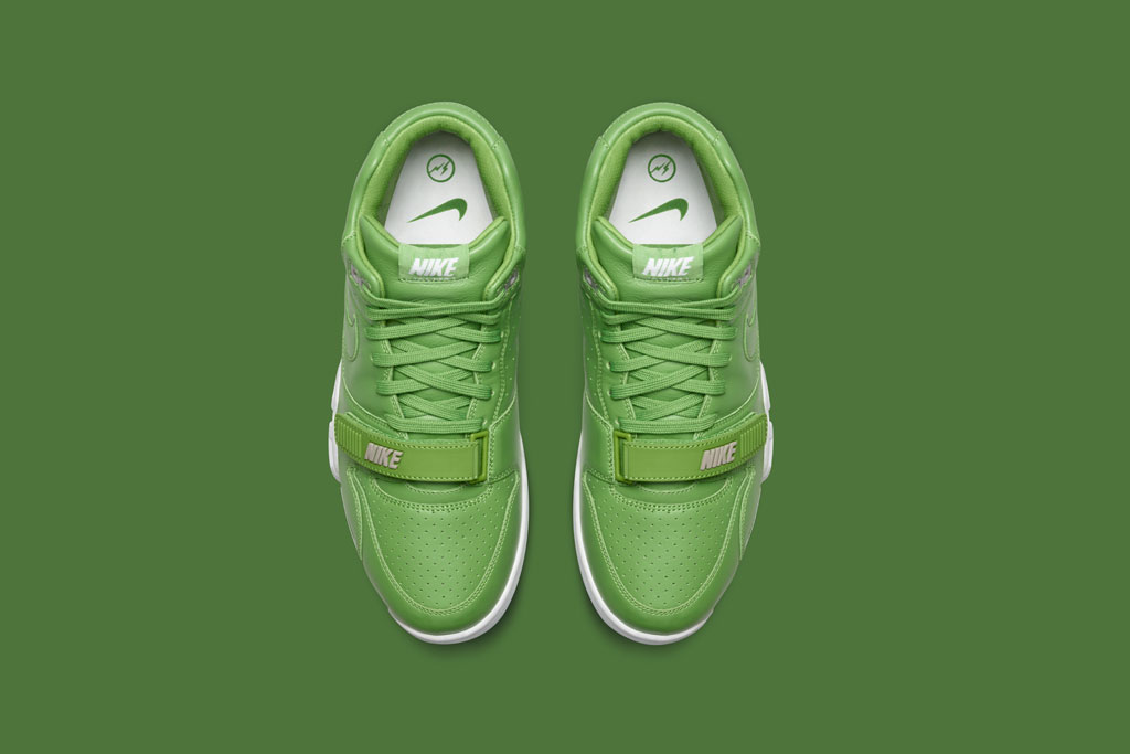 Nike Court Air Trainer 1 Mid x Fragment