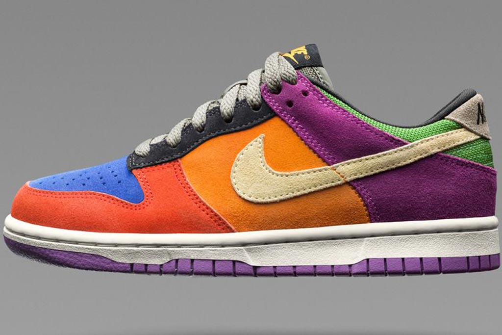 Nike Dunk Low Viotec Kids