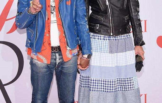 Pharrell Williams CFDA Awards