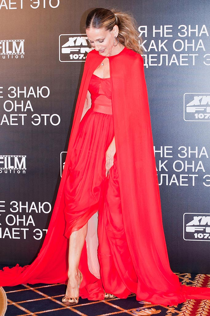 Sarah Jessica Parker Craziest Celebrity Red Carpet Shoes