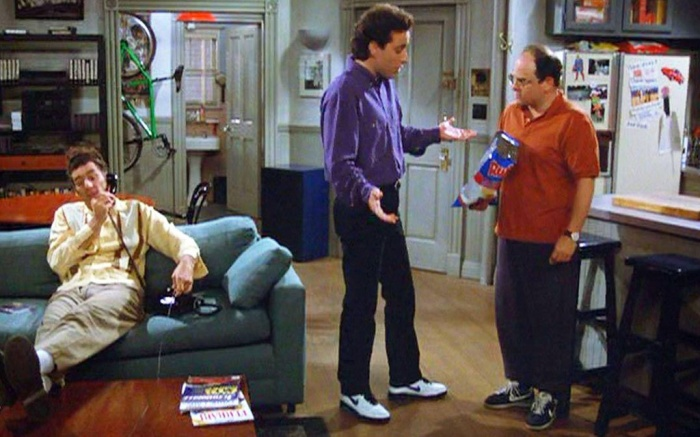 Seinfeld-Inspired Shoes