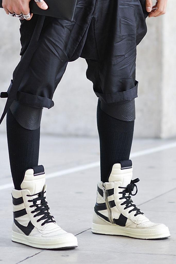 Paris Men's Fashion Week Street Style