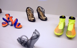 V&A shoe exhibition