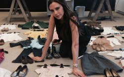 Victoria Beckham Harper's Closet Sale