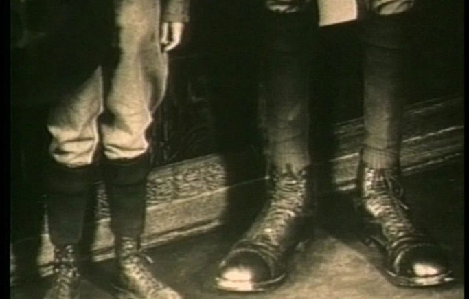 World's Largest Feet