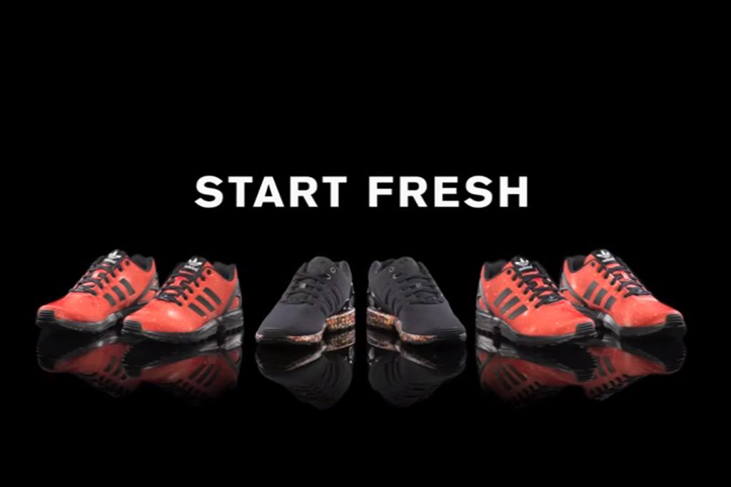 Adidas Foot Locker Ad
