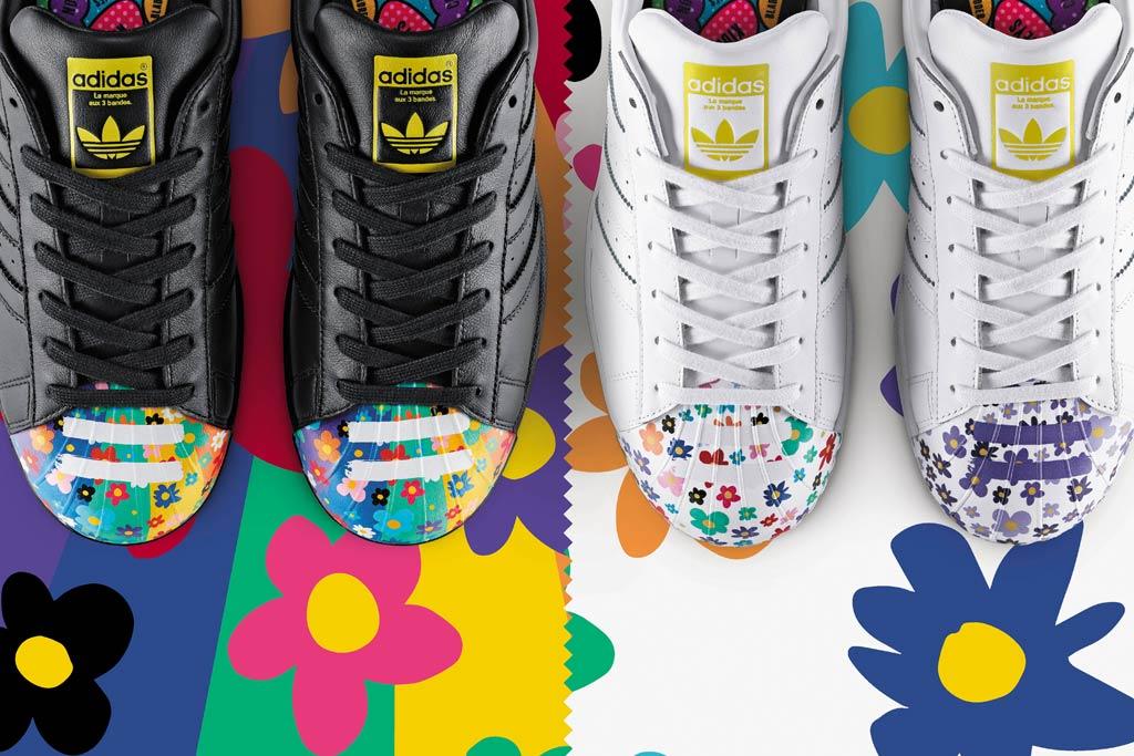 Adidas And Pharrell Launch Superstar