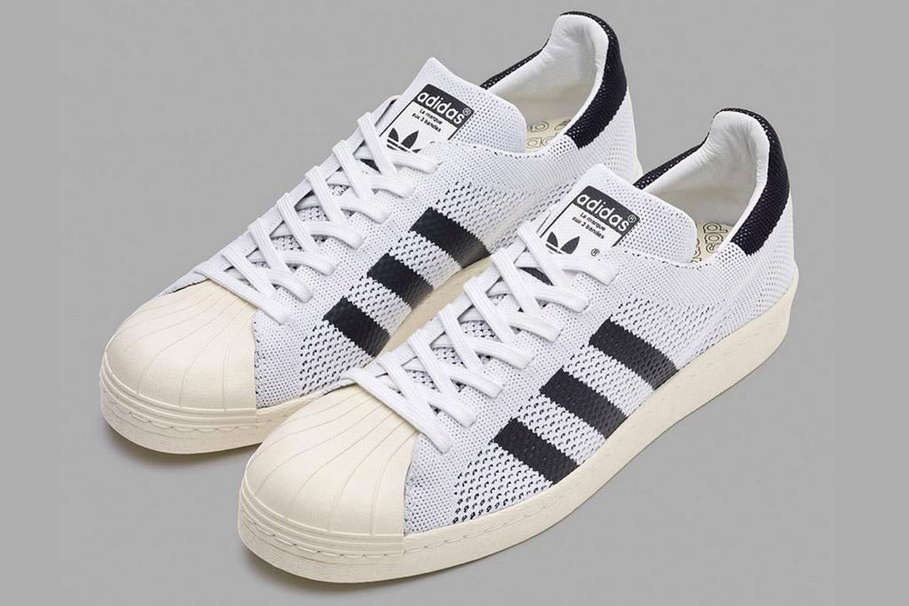 Adidas Launches Superstar 80s Primeknit – Footwear News