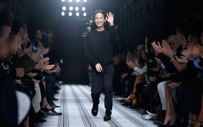 Alexander Wang Exiting Balenciaga