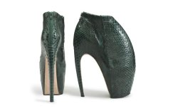 Alexander McQueen 'Armadillo Boots'
