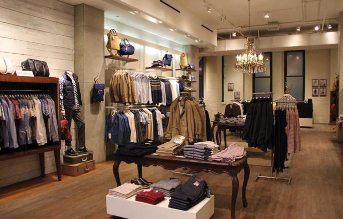 Ben Sherman Store, Soho New York