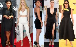 celebrity statement shoes