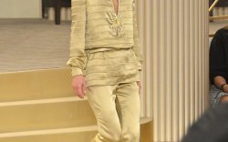 Celebrities at Chanel Fall '15 Couture