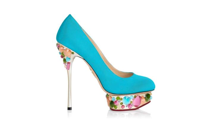 Charlotte Olympia Resort Shoes