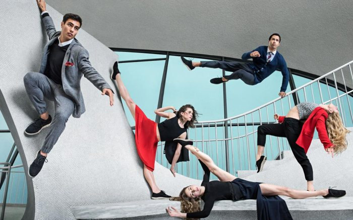 Cole Haan fall '15 campaign