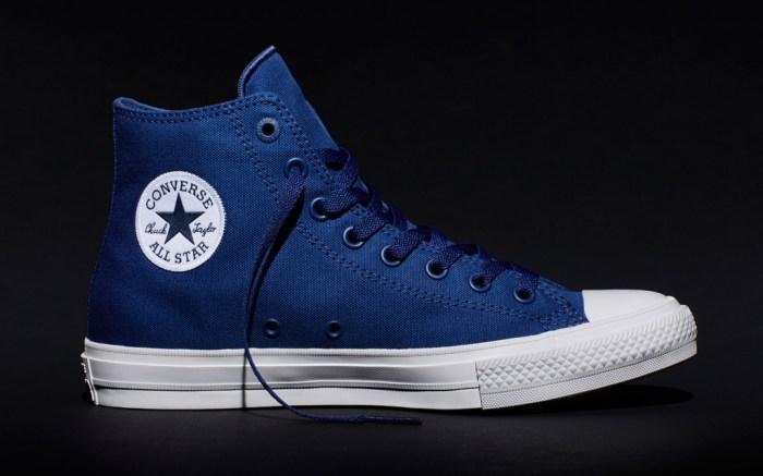 Emociónate Evaluación De Dios  PHOTOS] How The Converse Chuck Taylor All Star & Chuck II Compare –  Footwear News